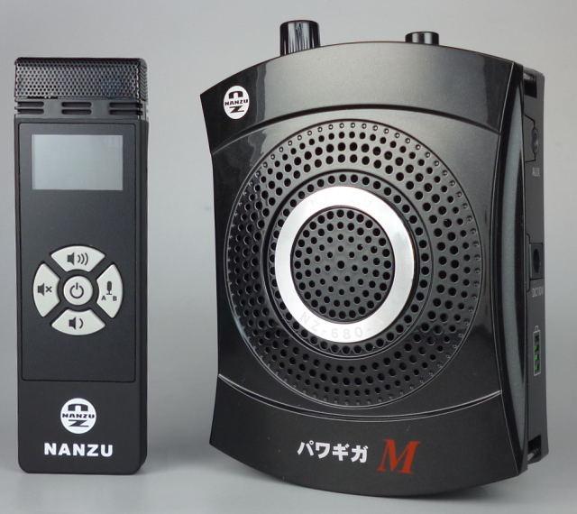 ワイヤレスマイク3本対応の小型ワイヤレスアンプは?
