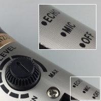 NZ-M502A エコーマイク操作スイッチ