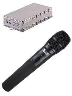 WTU1720-NHM ワイヤレスマイク増設セット