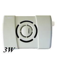 スピーカー側で音量調整できる壁取付スピーカー BN308