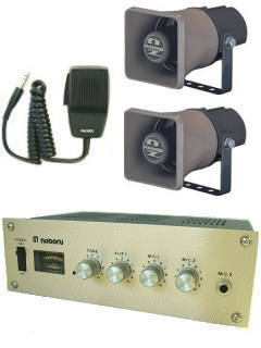 放送アンプセット NAC21-N350