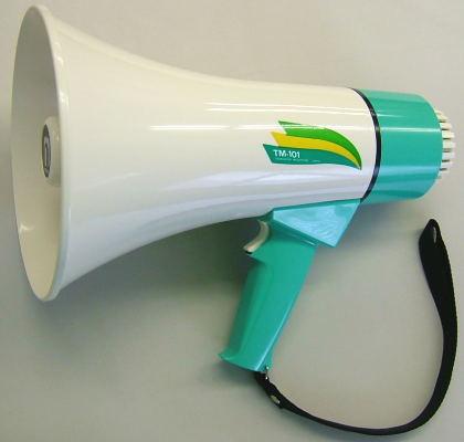 ハンディメガホン TM-101