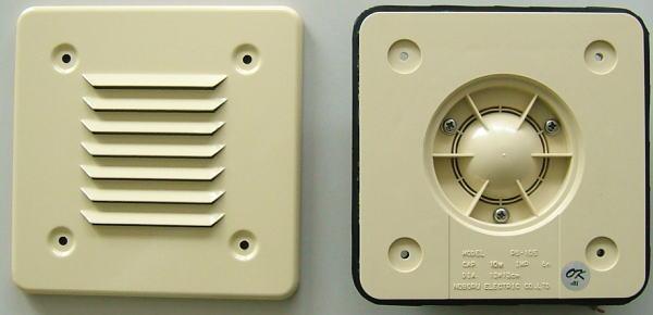 PS-105 壁埋込型防水スピーカー